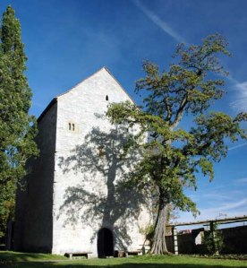 St. Blaise chapel in the town of Rothenburg