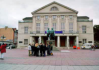 Weimar National Theater