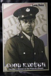 Leon Bass, an African-American soldier who liberated Buchenwald
