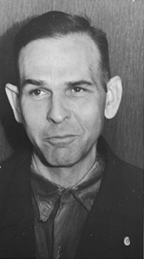 Amon Goeth, the commander of the Plaszow camp