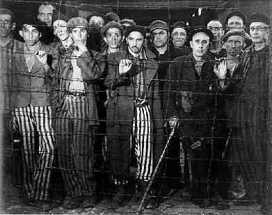 Famous photo of Buchenwald survivors was taken by Margaret Bourk-White