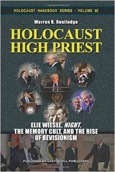 New book about Elie Wiesel and the Holocaust