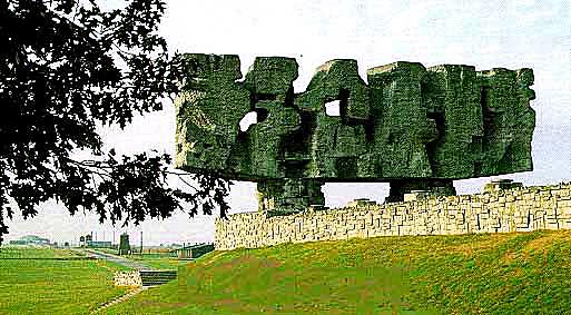 Monument of Struggle and Martyrdom at Majdanek
