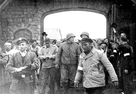 Mauthausen was liberated by American soldiers on May 5, 1945
