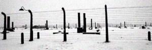 The ruins of Auschwitz-Birkenau
