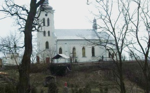 The church where Jews were held overnight at Chelmno before being killed (Photo Credit: Alan Collins)