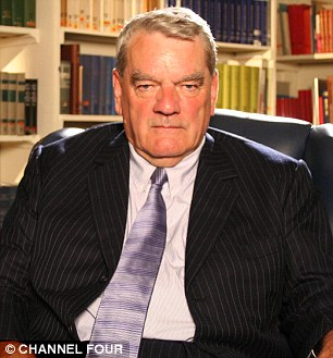 David Irving, famous Holocaust denier