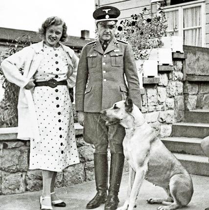 Ilse Koch and her husband Karl Otto Koch
