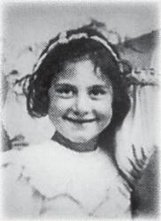 Sophia van was a little Dutch girl who was murdered in the Holocaust