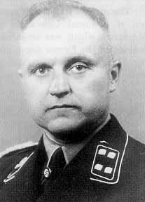 Karl Otto Koch one of the commandants at the Majdanek camp