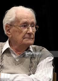 Oskar Groening at his trial