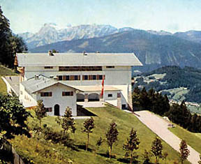 The Berghof, Hitler's mountain retreat
