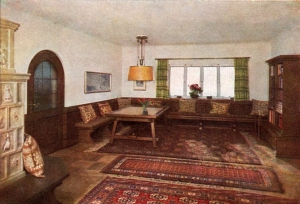 A room in the Berghof