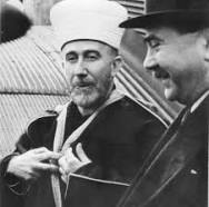 al Husseini, the Grand Mufti
