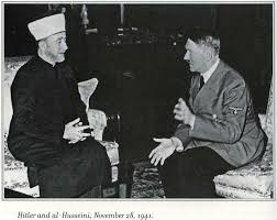 Hitler talks to al-Husseini, the Grand Mufti
