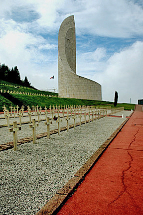 My photo of the memorial site at Natzweiler