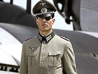 Tom Cruise in the movie Valkrie