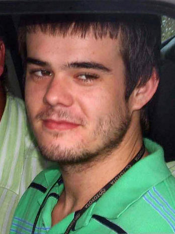 Joran van der Sloot as a young man