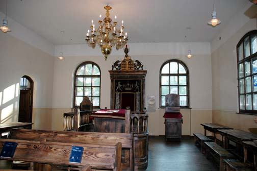 Synagogue in Auschwitz