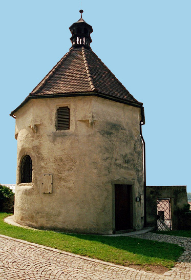 Roman chapel in Mauthausen dates back to the 13th century