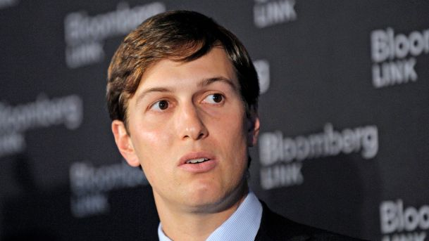 Donald Trump's Jewish son-in-law