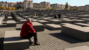 Monument to the Jews in Berlin