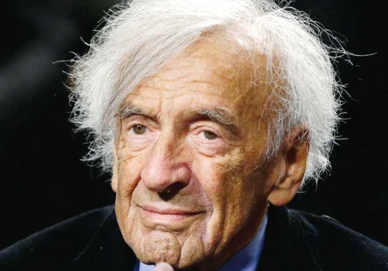 Elie Wiesel, famous Holocaust liar