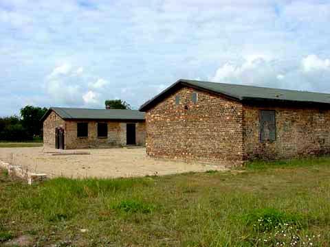 Special camp No. 7 at Sachsenhausen