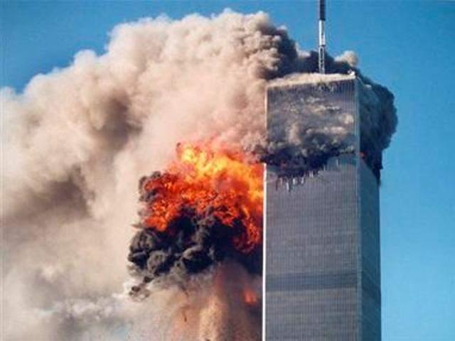 The 9-11 attack