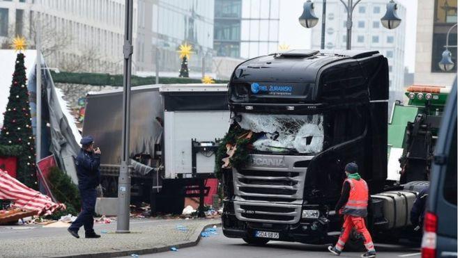 Terror attack in Germany