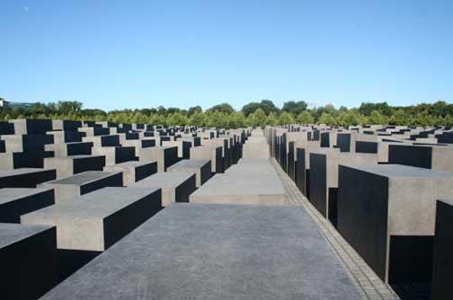 Berlin's Monument of Shame