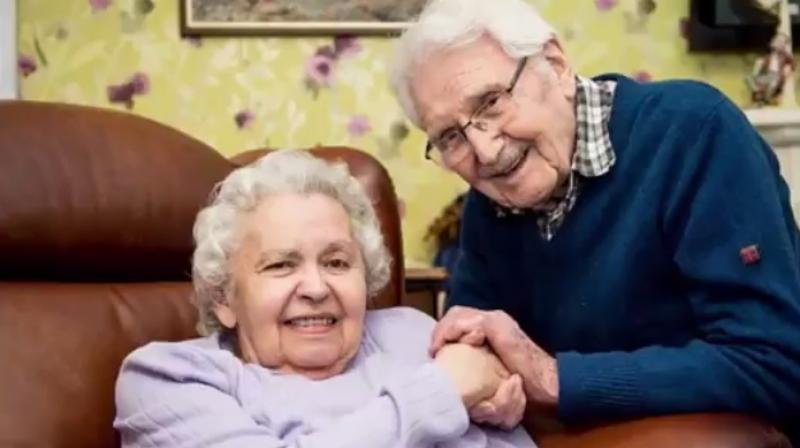 Sometimes it is possible to find the light of love even in the darkest of times. Like Edith Steiner who was just 20 when she barely escaped death while being held at the Auschwitz concentration camp by the Nazis. John Mackay, the then-23-year-old Scottish soldier who saved Edith, is still with her celebrating their 71st Valentine's Day together. Edith and her mother were the only remaining members of their family who had not been sent to the gas chambers which meant certain death. But they were saved by a commando team – which Mackay was a part of – that freed a number of Jewish prisoners from the clutches of the Nazis in Poland.