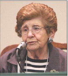 Rena Farber was on Schindler's List